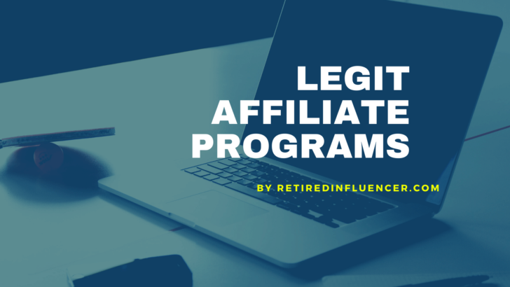 HOW TO KNOW IF AFFILIATE PORGRAM IS RIGHT FOR YOU RO USE