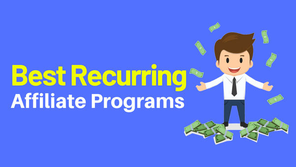 Whartis a recurring affiliate program